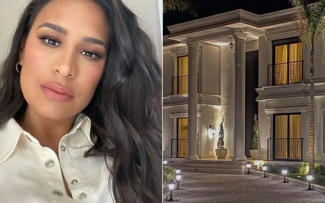 Conheça a mansão milionária de Simone, dupla com Simaria