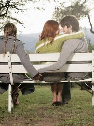 O casal deve encarar o ménage por prazer e não por obrigação