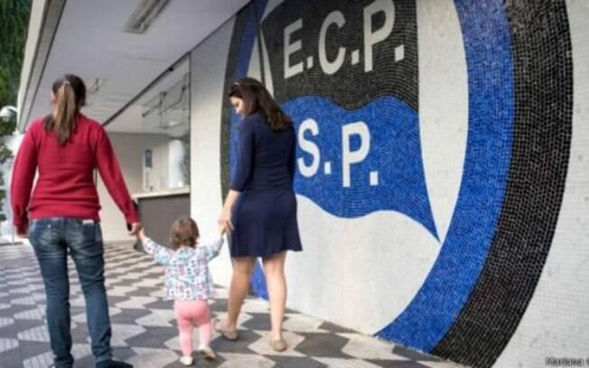O Esporte Clube Paulistano é um dos clubes denunciados ao MP por exigir uniformização de babás