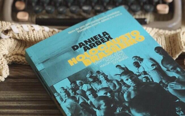 Livro conta a história do maior genocídio brasileiro