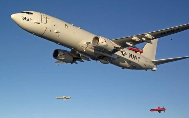 Indonésia recusa abastecer aeronaves da Marinha dos Estados Unidos