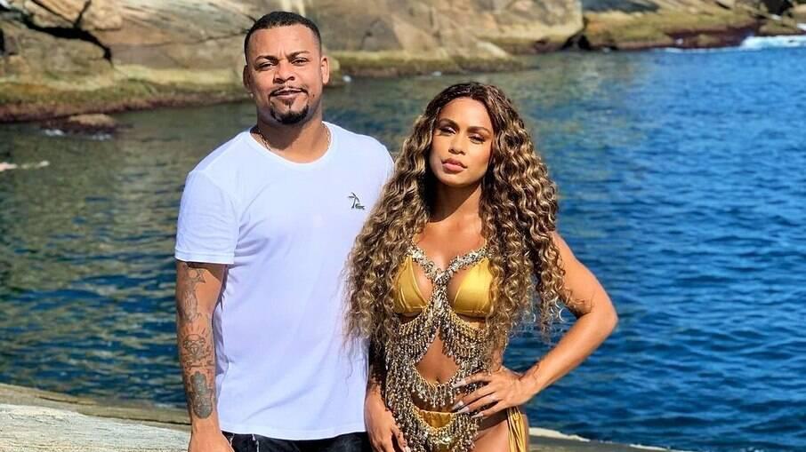 Juninho FSF e MC Rebecca lançam a música 'Raba Que Balança'