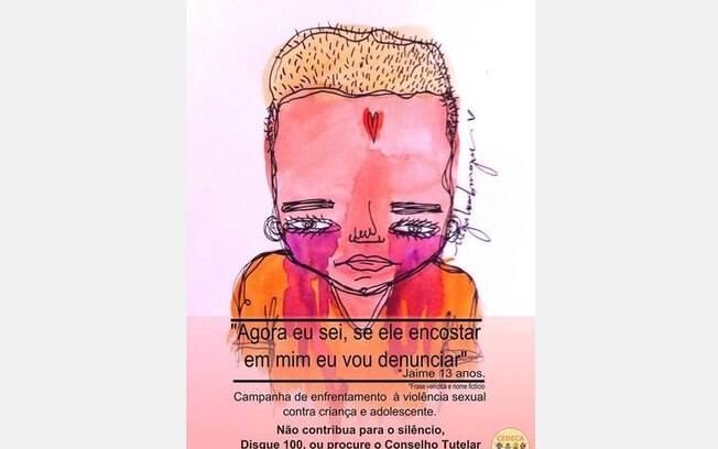 Campanha Usa Frases De Crianças Vítimas De Estupro Para Incentivar