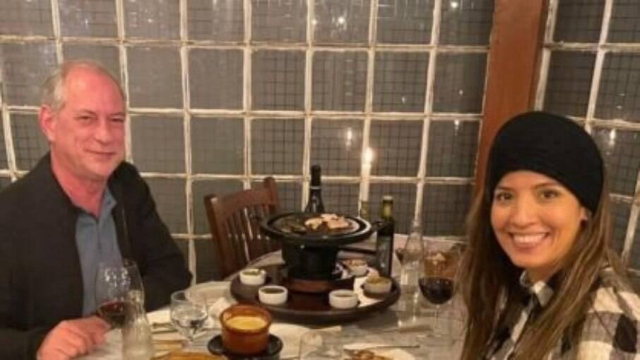 Ciro foi flagrado discutindo com apoiadores de Bolsonaro em restaurante