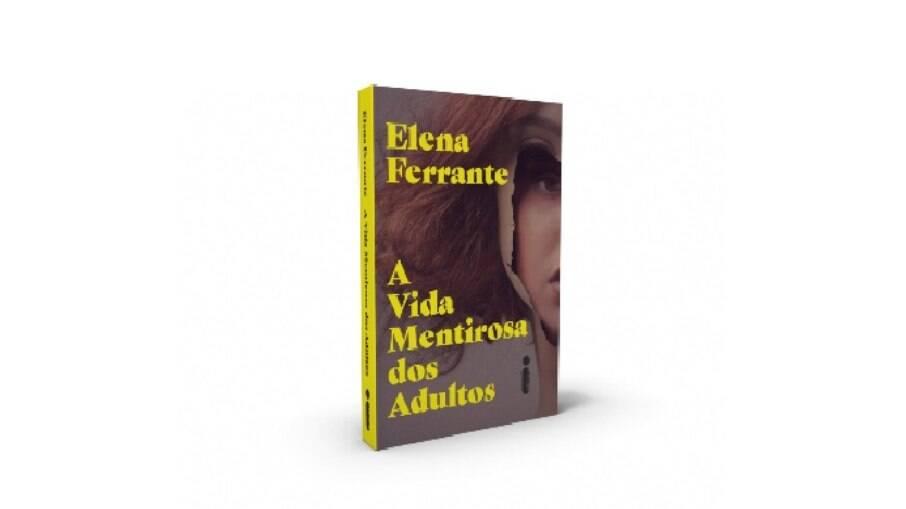 Livro de Elena Ferrante
