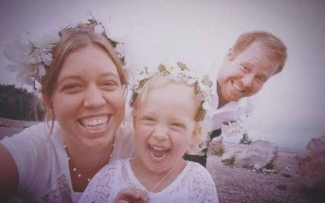 Hoje, Ehrlich é casada, tem uma filha de 4 anos de idade e está a caminho de se formar em contabilidade