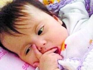 Sofia Gonçalves, 5 meses, precisa de um transplante multivisceral
