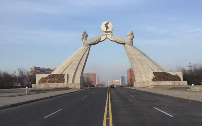 Turismo na Coreia do Norte: veja cuidados, preparação e roteiros - Destinos  Internacionais - iG