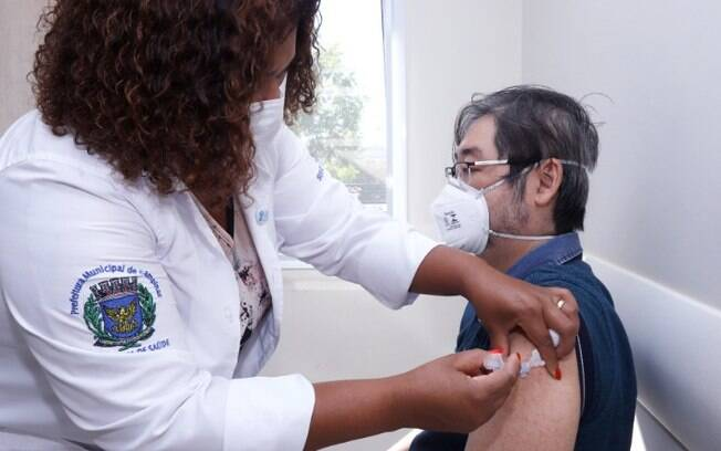 Veja quem pode se vacinar hoje em Campinas contra a covid-19
