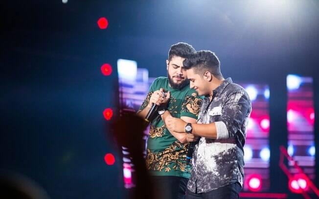 Henrique e Juliano fazem show em São Paulo nesta quinta-feira (29)