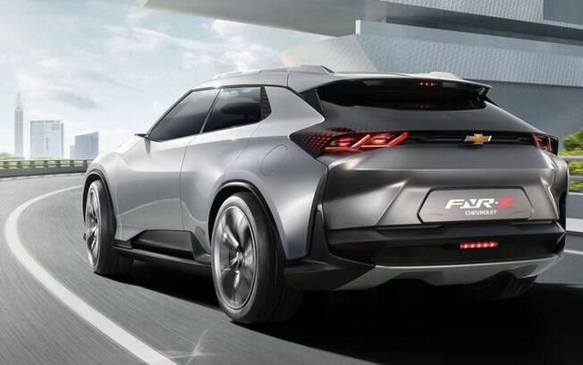 Tirando os exageros das linhas futuristas, o protótipo FNR-X é uma peça-chave para os novos modelos da GM