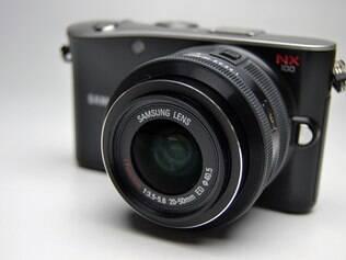 Aspecto da NX 100