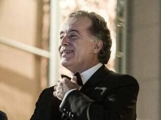 Tony Ramos em 'O Rebu', nova série da TV Globo