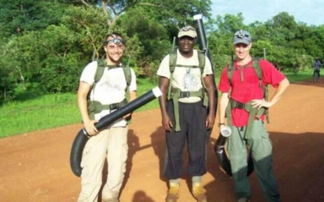 O norte-americano Brian Foy contraiu o vírus na África, em 2008, muito antes da epidemia