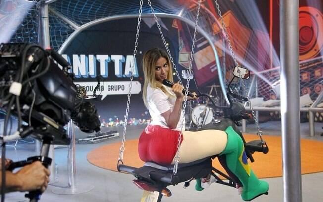 Anitta volta ao Multishow com