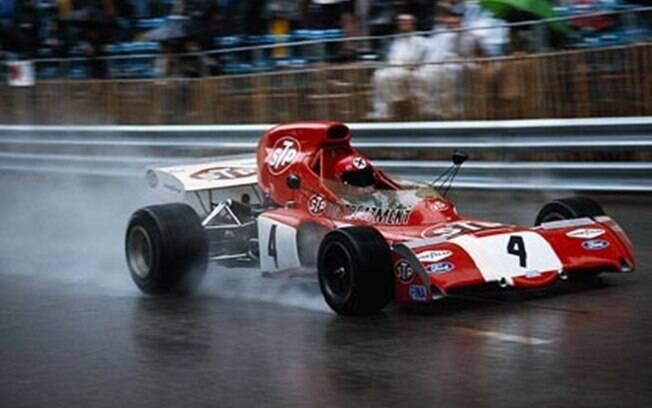 O primeiro carro que Niki Lauda dirigiu na F1 foi pela March