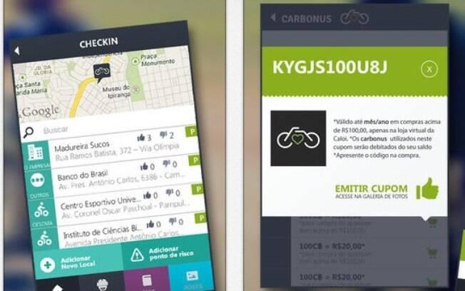 Com informações para ciclistas, Bicicletando é grátis para iPhone e terá  também versões para Android 7f313d7abf