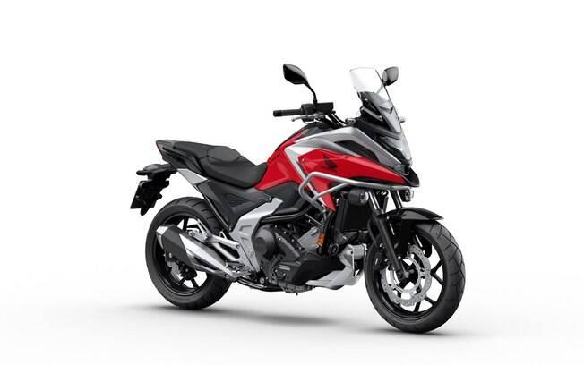 Honda NC 750X 2021: modelo é vendido no Brasil, mas ainda na linha 2020. E não há previsão de chegada da novidade