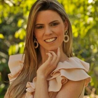 Débora Pádua, professora de sexualidade e fisioterapeuta uroginecológica