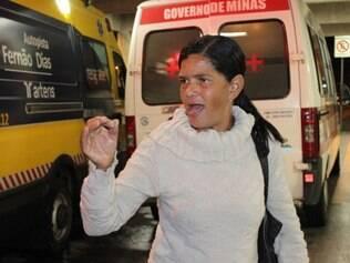 Cunhada de Silva foi ao Regional tentar transferência, mas não conseguiu