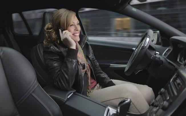 Os modelos da Volvo estão entre os que têm  opção de funcionarem como carros autônomos  em alguns momentos