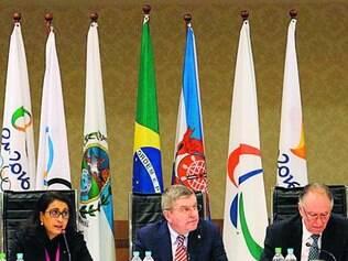 Encontro. Reunião entre COI e Governo do Rio definiu segurança
