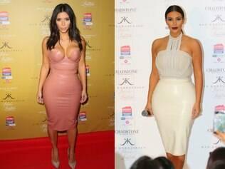 Qual é o pior look de látex de Kim?