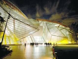 Fachada. Museu impressiona mais por sua estrutura externa do que por suas galerias e obras