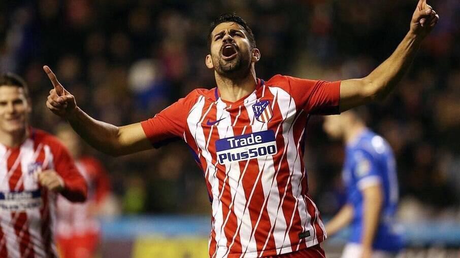 Diego Costa está livre no mercado