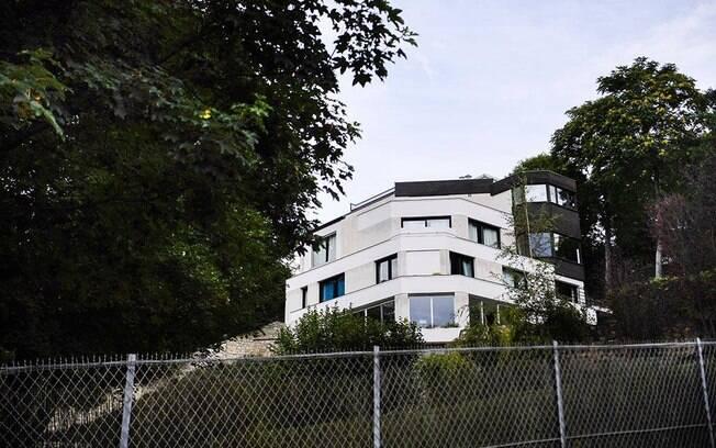 Nova casa de Neymar na França