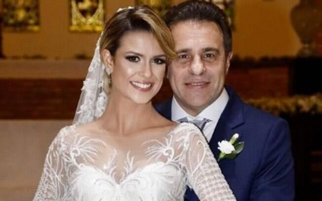 No casamento de Beca Milano, os looks das famosas foram elegantes assim como exigia o luxuoso evento