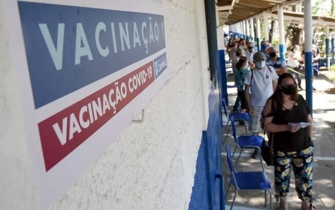 Vacina: Campinas abre agendamento para novos grupos com comorbidades