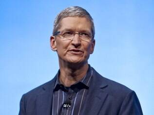 Cook, novo CEO da Apple, deve apresentar o iPhone 5