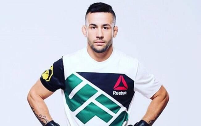 Pedro Munhoz também foi retirado de card do UFC