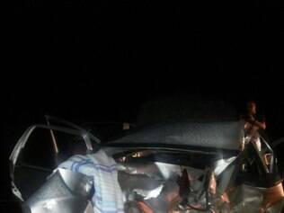 Seis pessoas morreram e três ficaram feridas