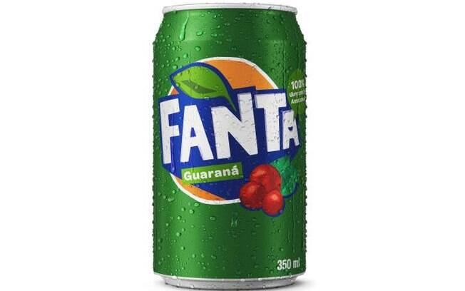 Fanta Guaraná é a nova aposta da marca para se tornar líder no mercado de refrigerantes