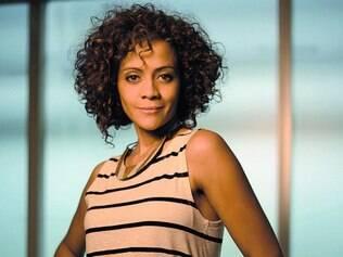 Trilha. Aline Borges conta com orgulho de sua caminhada para conseguir bons papéis na televisão