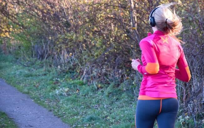 Corrida é o esporte que mais queima calorias