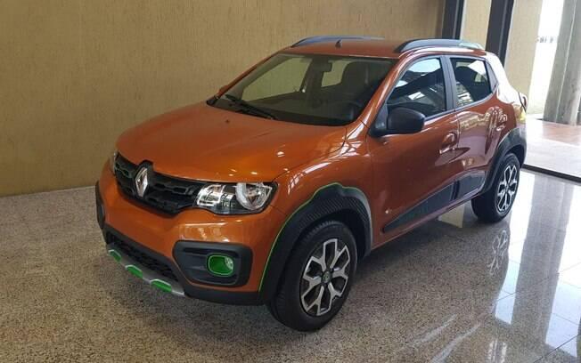 Renault Kwid Outsider terá versão de produção mostrada no Salão do Automóvel, no início de novembro