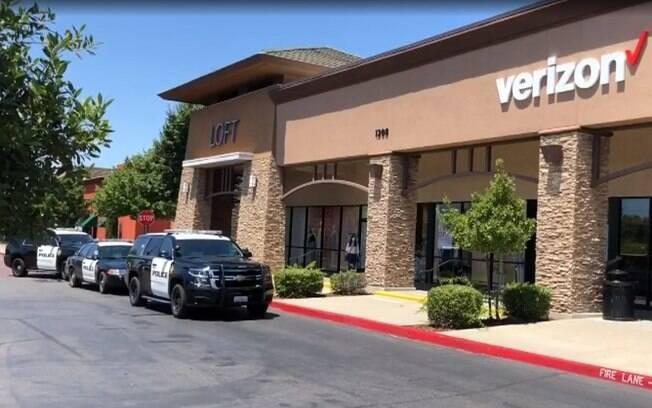 Ao prenderem a mulher, policiais descobriram que ela havia roubado itens de outra loja próxima
