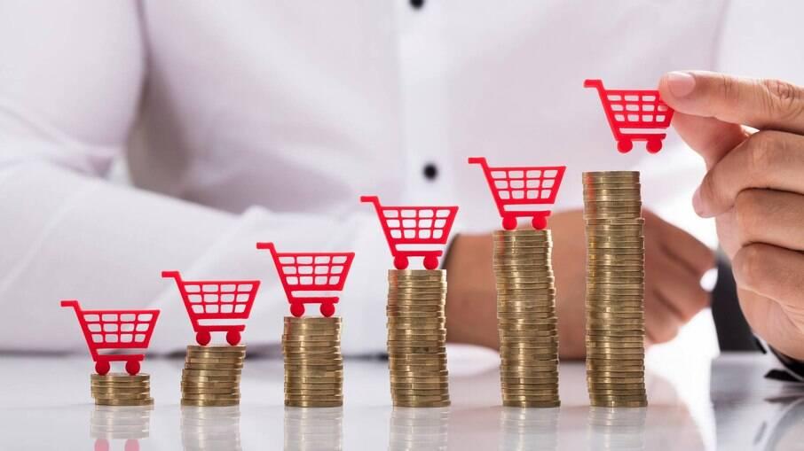 Ipea vê inflação em 7,1% em 2021