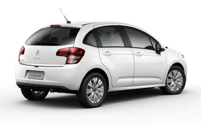 Baseado na versão Attraction, o Citroën C3 Style Edition conta com motor 1.2 e câmbio manual de cinco marchas, por R$ 52.080.