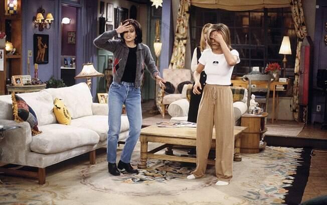 Além dos personagens de 'Friends', o apartamento de Monica e Chandler também ganhou o coração dos fãs