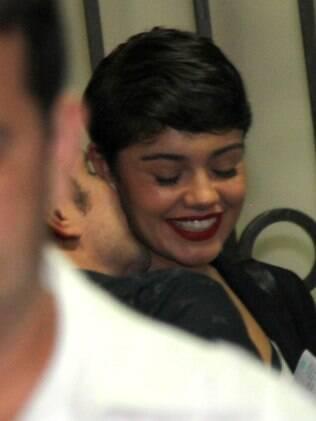 Daniel de Oliveira e Sophie Charlotte namoram no Rio