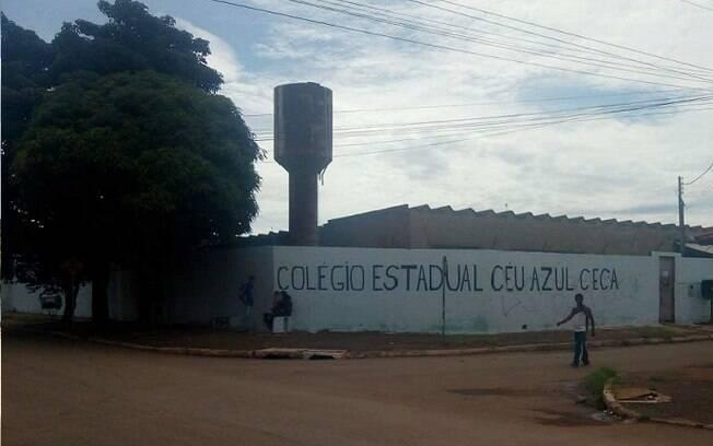 Aluno matou professor com tiros em colégio de Valparaíso (GO)