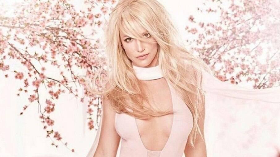 Britney Spears usou o Instagram para se pronunciar