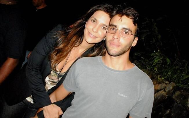 13 ANOS: Ivete Sangalo (41 anos) e Daniel Cady (28 anos). Foto Agnews