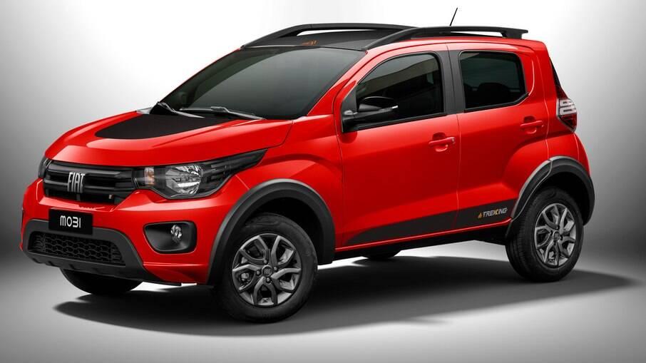 Fiat Mobi registra variação de 5,83% em março. veja outros modelos que tiveram elevação