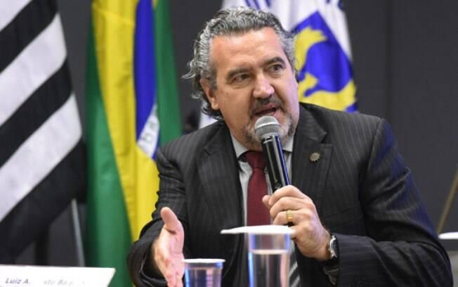 Luiz Augusto Baggio é um dos nomes que deixou o governo Jonas.