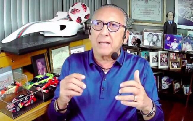 Galvo Bueno, sobre injria racial contra Gerson: ' preciso ser investigado como crime'